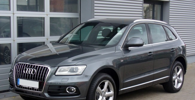 Audi Finance Deals in Blaenau Gwent