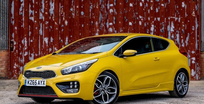 Kia Finance Deals in Buckinghamshire