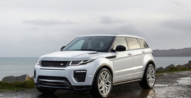Range Rover Deals in North Ayrshire