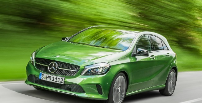 Buying Mercedes Vehicles in Kent