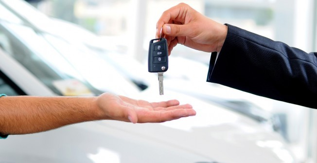 Vehicle Financing Specialists in Aston-By-Stone