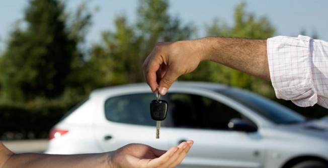 Car Leasing Rates in Balls Green