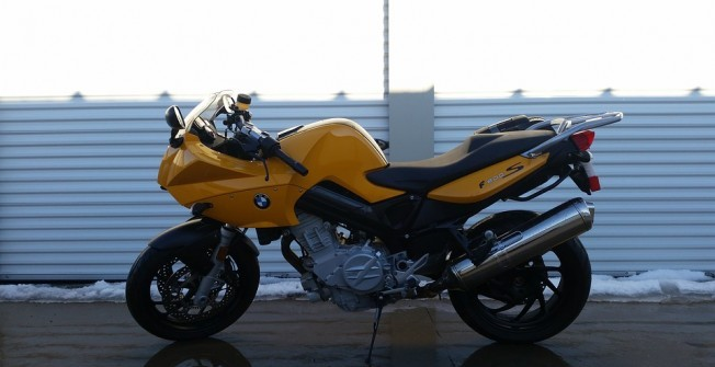 Motorbike Finance Deals in Stirling