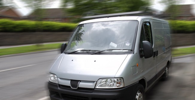 Vans on Finance in Hampshire