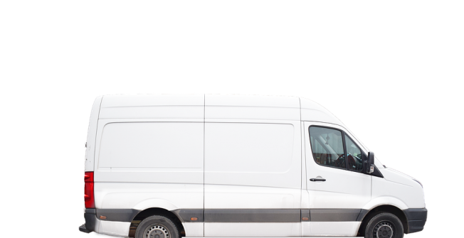 Used Van Finance Deals in Falkirk